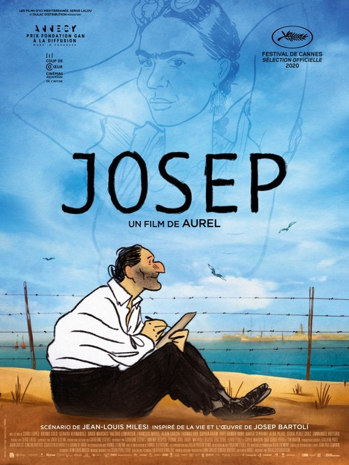 Josep, un film d'animation de Aurel