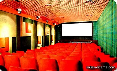 Cinéma Gaumont-Sud à Paris