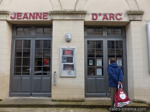 Cinéma Jeanne d'Arc à Senlis