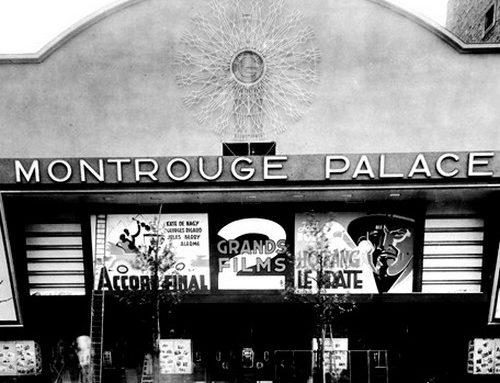 Cinéma Montrouge-Palace à Paris