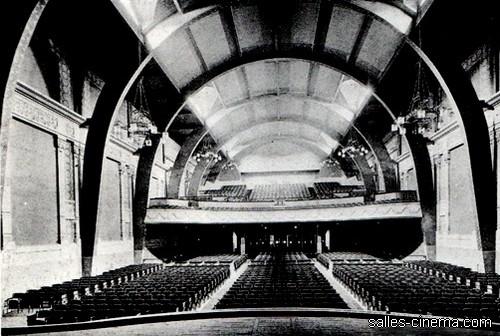 Cinéma Montrouge-Palace à Paris