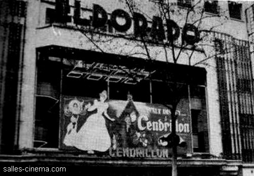 Cinéma Eldorado à Paris