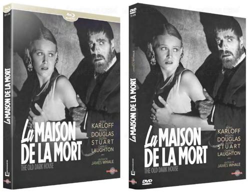 La Maison de la mort - Carlotta Films