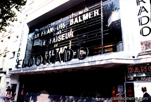 Théâtre de l'Eldorado à Paris