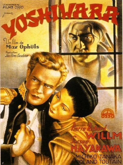 Yoshiwara, un film de Max Ophüls