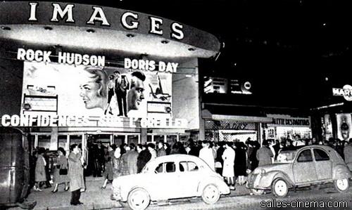 Cinéma Les Images à Paris
