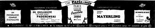 Ciné Paris-Soir Clichy