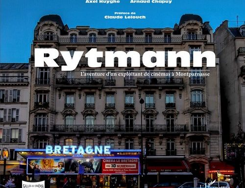 Rytmann, l'aventure d'un exploitant de cinémas à Montparnasse.