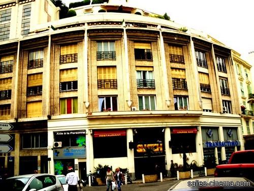 Cinéma l'Escurial à Nice