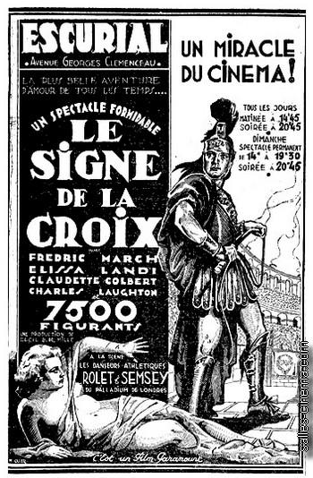 Le Signe de la croix de Cecil B. DeMille