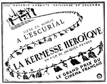 La Kermesse héroïque de Jacques Feyder