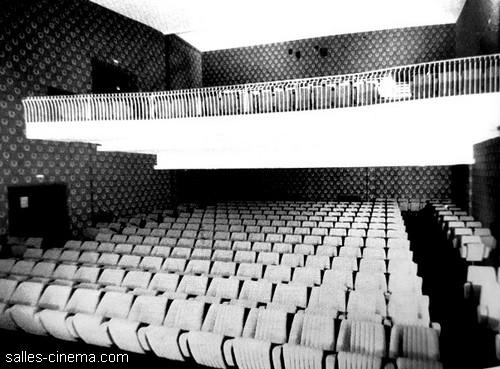 Cinéma Le Berthier à Paris