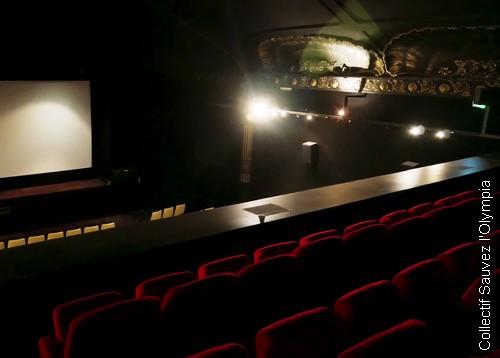 Cinéma Olympia à La Rochelle