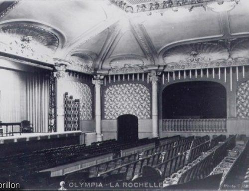 L'Olympia à La Rochelle, un cinéma historique à sauvegarder.