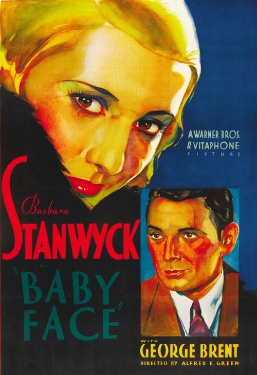 Baby face de Alfred E. Green avec Barbara Stanwyck,