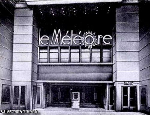 Cinéma Le Météore à Paris