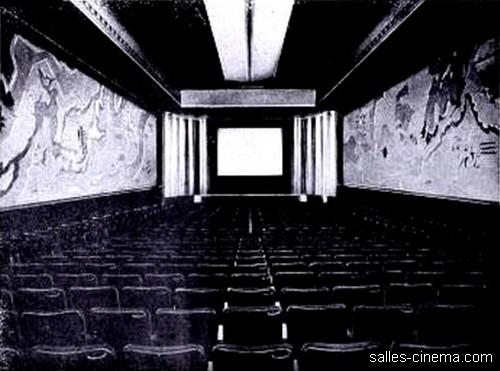 Cinéma Le Météore rue des Dames à Paris
