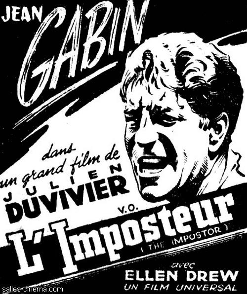 L'Imposteur de Julien Duvivier