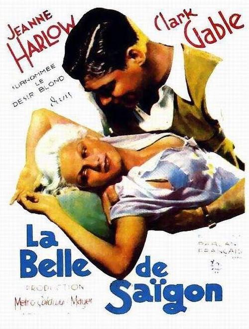 La Belle de Saïgon, un film de Victor Fleming