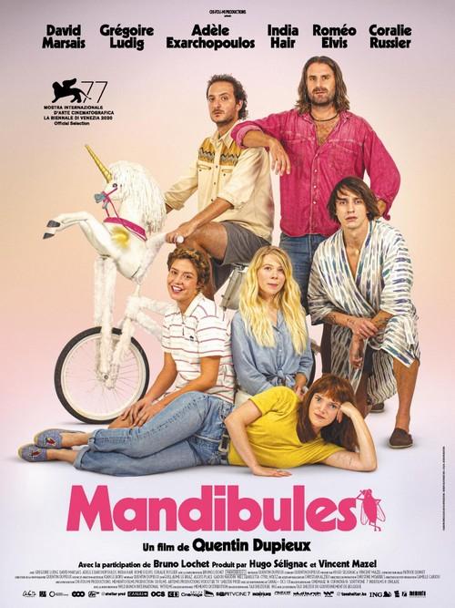 Mandibules, un film de Quentin Dupieux