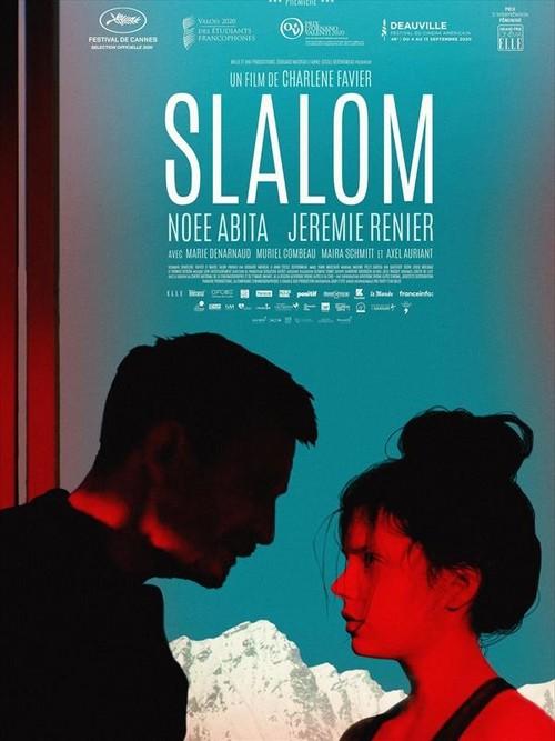 Slalom, un film de Charlène Favier