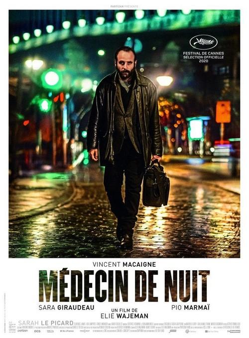 Médecin de nuit, un film de Elie Wajeman