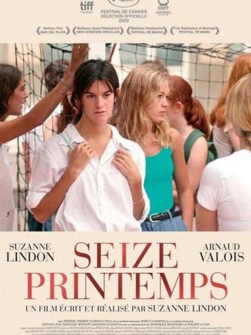 Seize printemps, un film de Suzanne Lindon