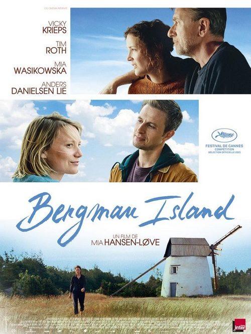 Bergman island, un film de Mia Hansen-Løve