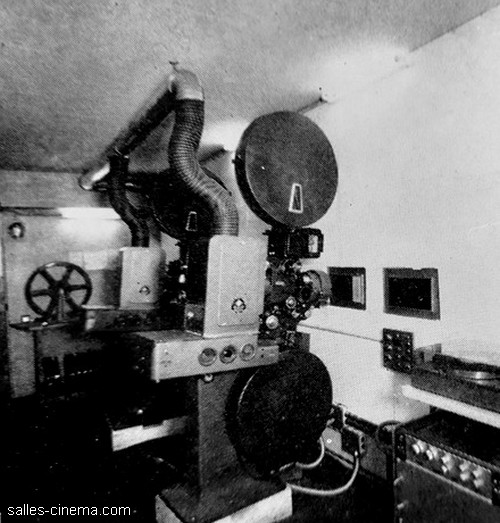 Cinéma Studio Gît-le-Cœur à Paris