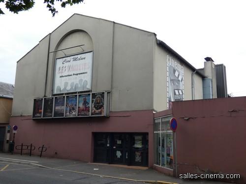 Cinéma les Variétés à Melun