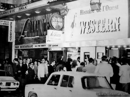 Cinéma Action Lafayette à Paris