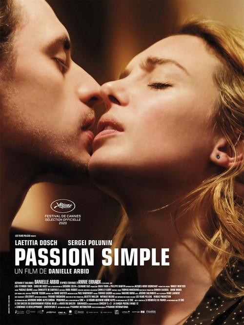 Passion Simple de Danielle Arbid