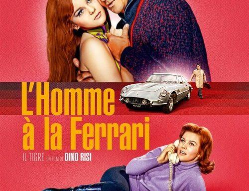 L'Homme à la Ferrari: l'art d'être grand-père.