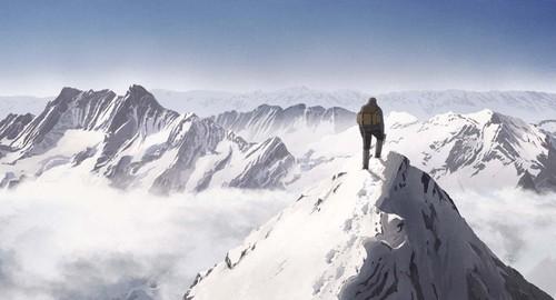 Le Sommet des dieux, un film de Patrick Imbert