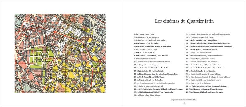 Le Saint-André-des-Arts, désirs de cinéma depuis 1971