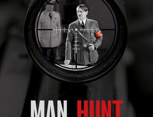 Man hunt: traqué par la Gestapo.