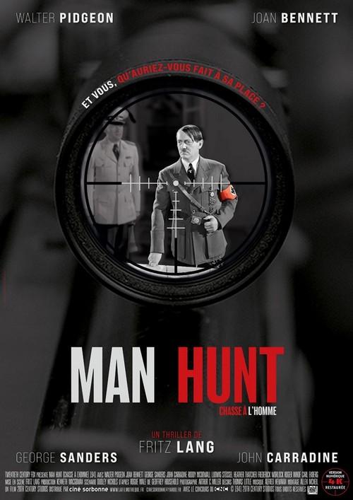 Man hunt, un film de Fritz Lang