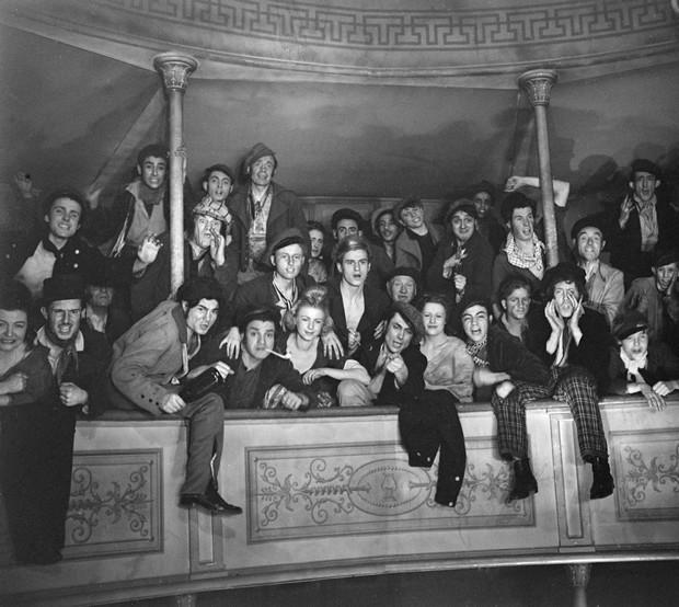 Henri Caruel, Stéréoscopie de cinéma (1942-1953)