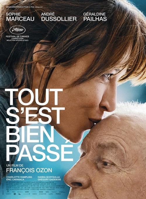 Tout s'est bien passé, un film de François Ozon